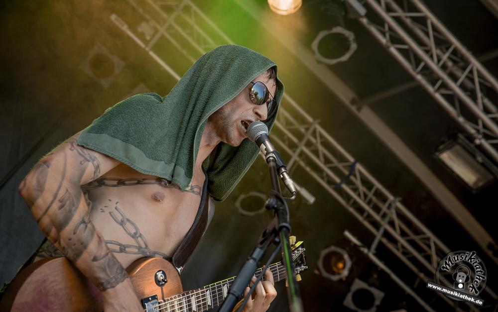 Fotos: Extrem Unangenehm – Ehrlich & Laut Festival 25.-27.08.2016
