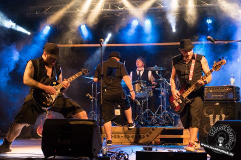 Fotos: Heart of Chrome – School Of Rock 10.09.2016