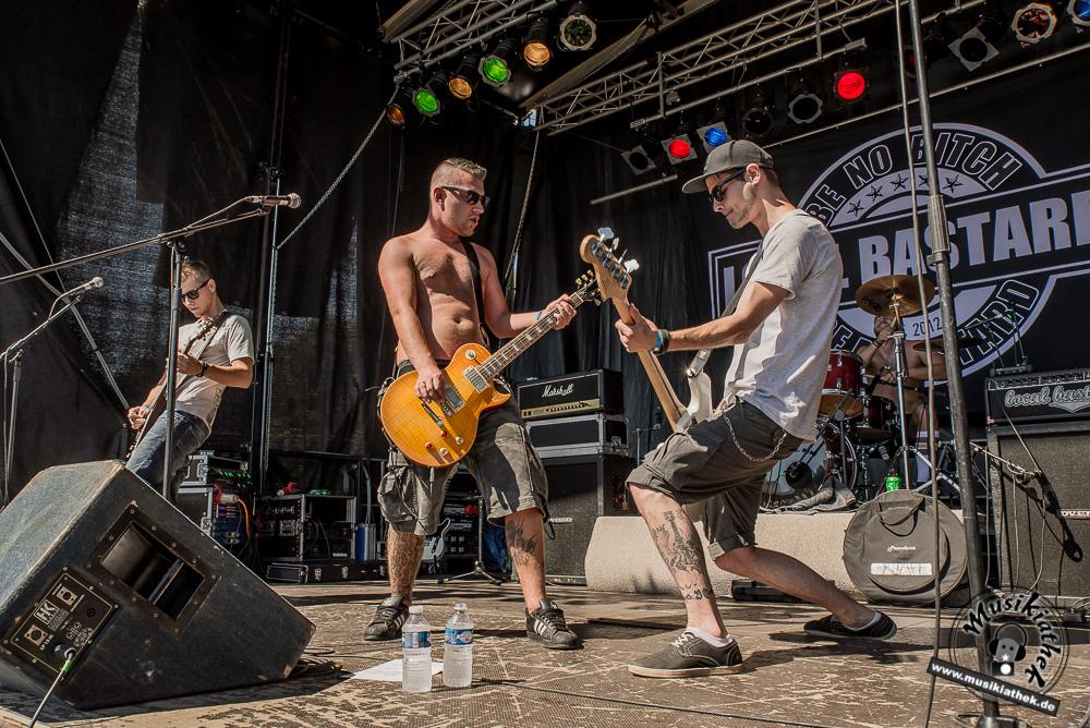 Fotos: Local Bastards – Ehrlich & Laut Festival 25.-27.08.2016