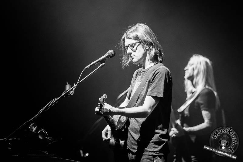 Steven Wilson 28 - Fotos: Steven Wilson - Jahrhunderthalle Bochum - 16.01.2016
