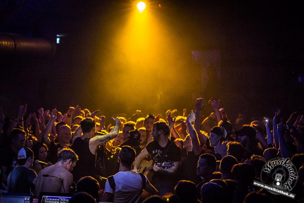 Fotos: Serum 114 - Matrix Bochum - 01.11.2014
