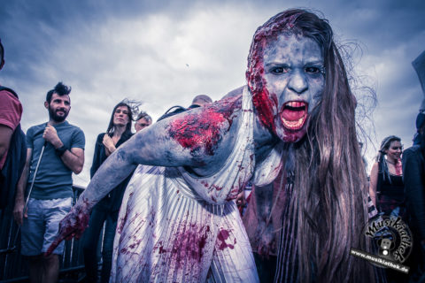 Fotos: Zombiewalk – Düsseldorf – 04.09.2016