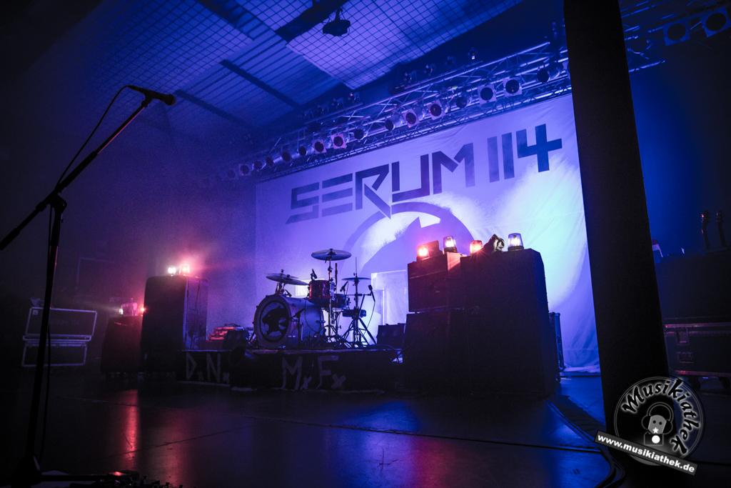 Fotos: Serum 114 - Stuttgart LKA Longhorn - 20.10.2016