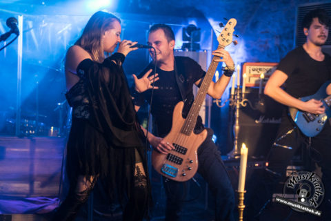 Fotos: Sympheria – Aeon of Senses 01.10.2016 – B-Hof Würzburg