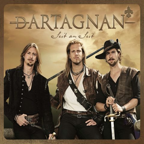 """dArtagnan – Gold-Edition des Erfolgsalbums """"Seit an Seit"""" (VÖ 14.10.) – """"Seit an Seit"""" Livevideo"""