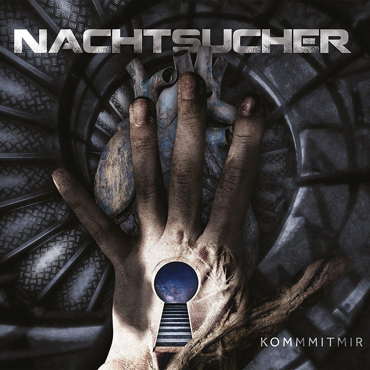 """nachtsucher - Nachtsucher veröffentlichen Debütalbum """"Komm mit mir"""""""