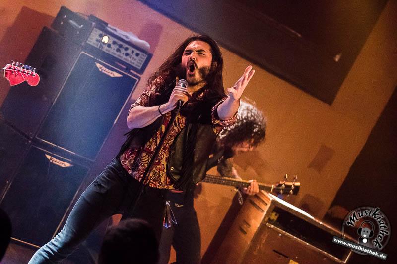 Fotos: Crobot - Rockpalast Bochum - 17.11.2015