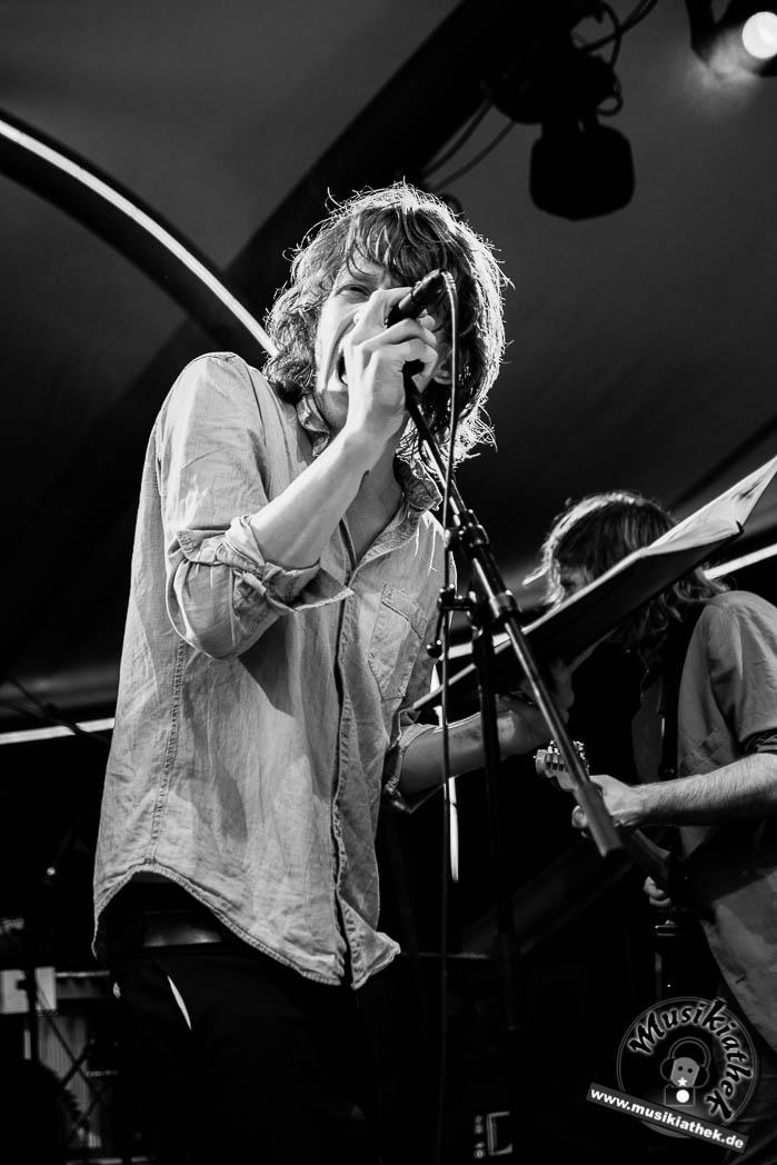 Fotos: Max Prosa - Bochum Total 2016
