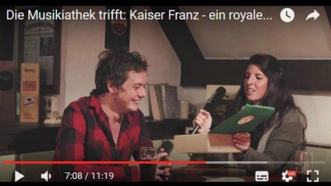 Die Musikiathek trifft: Kaiser Franz – ein royales Treffen
