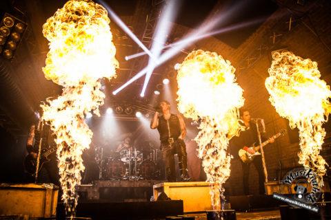 Fotos: Feuerengel – Matrix Bochum – 19.11.2016