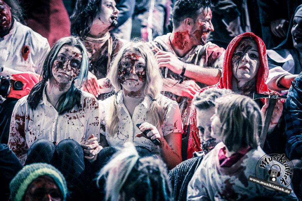 zombie walk essen