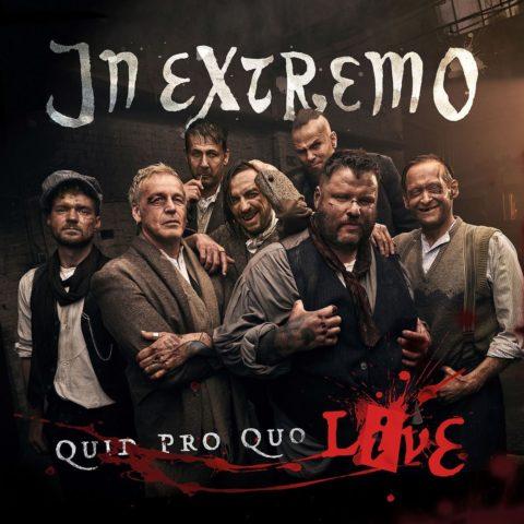 In Extremo: Quid Pro Quo LIVE – ab 2.12. erhältlich