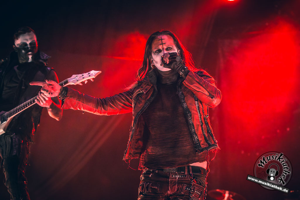 Fotos: Lord Of The Lost - Eisheilige Nacht Bochum Ruhrcongress - 26.12.2016
