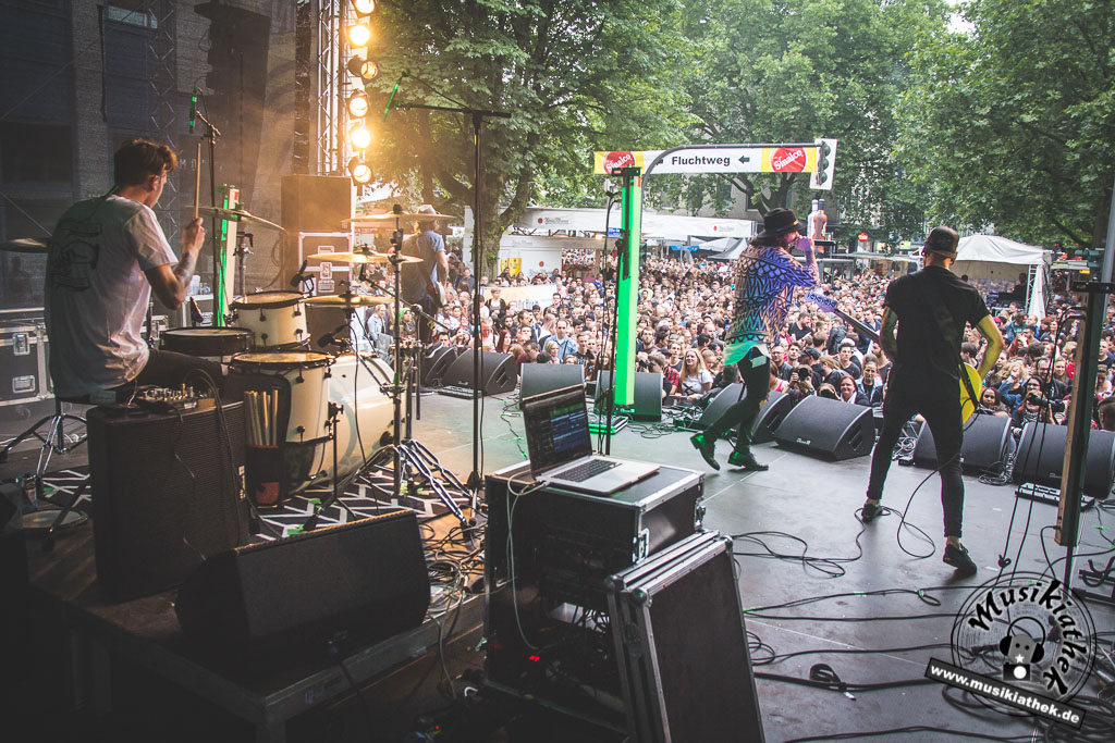Fotos: Normandie - Bochum Total 2016