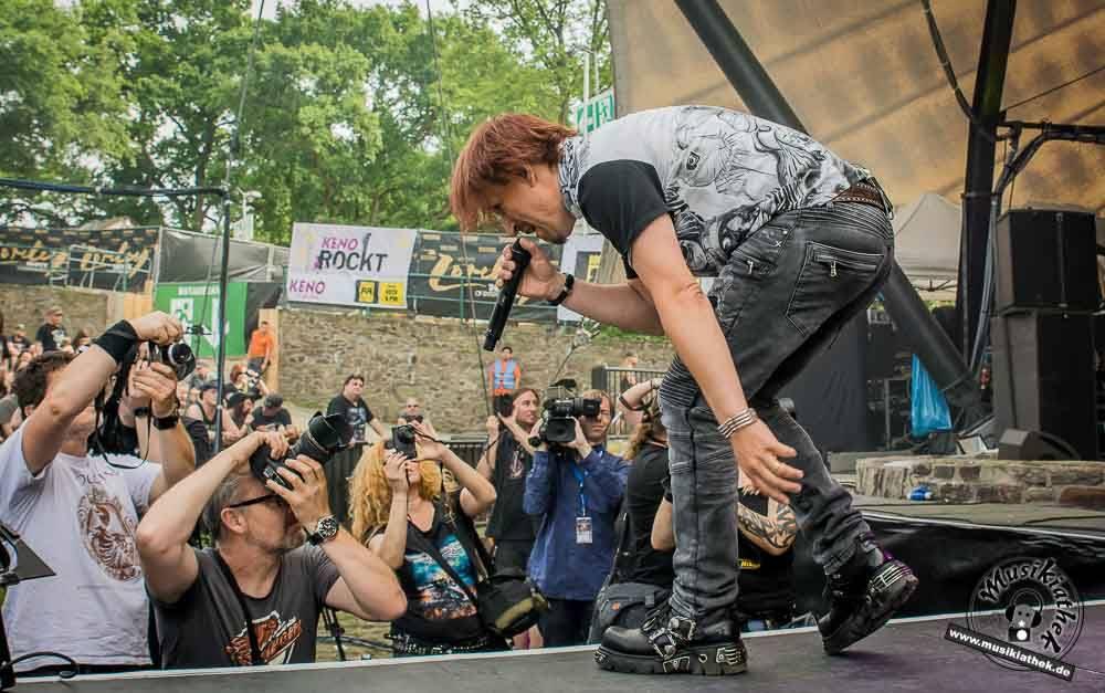 Fotoübersicht: Rockfels Festival 11.06.2016
