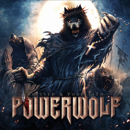 POWERWOLF Blessed & Possessed Tour Edition seit 06.01. erhältlich