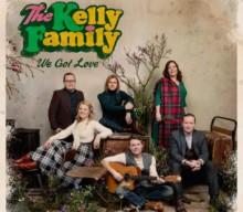 """Die Kelly Family veröffentlicht Hörquiz #1 – Album """"We Got Love"""" ab dem 24.03. erhältlich"""