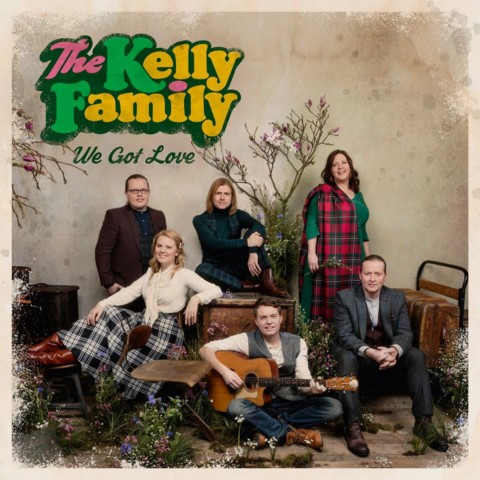 Die Kelly Family gibt Zusatzkonzerte für 2018 bekannt