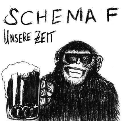 """Schema F """"Unsere Zeit"""" EP"""