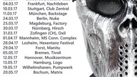 """Stahlmann: neues Album """"Bastard"""" + Tourdates 2017"""