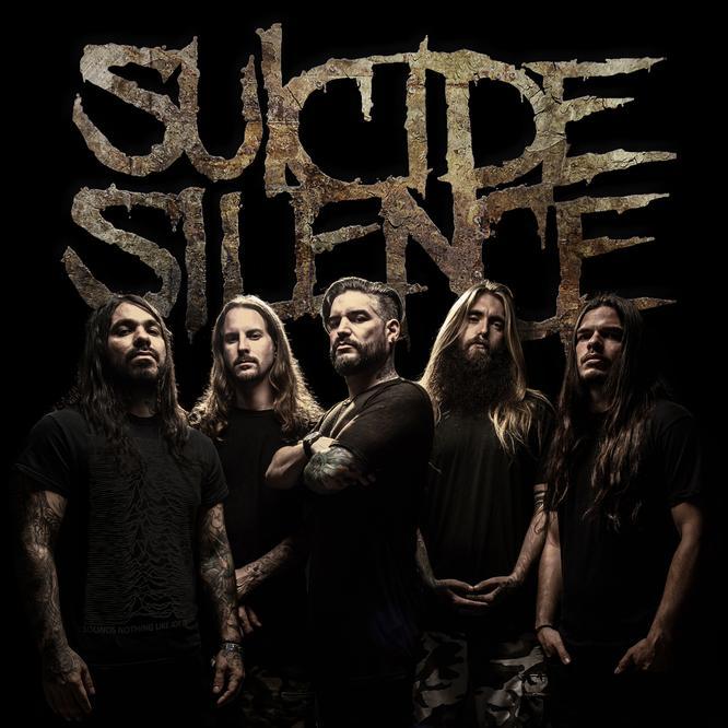 "suicide silence suicide silence - SUICIDE SILENCE - enthüllen Details zum kommenden Album + Video ""Doris"""