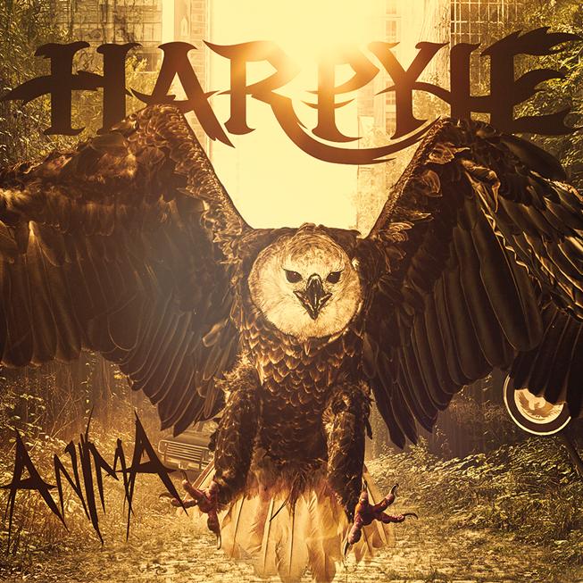 """harpyie - Harpyie veröffentlichen neues Album """"Anima"""" am 28.04.2017"""