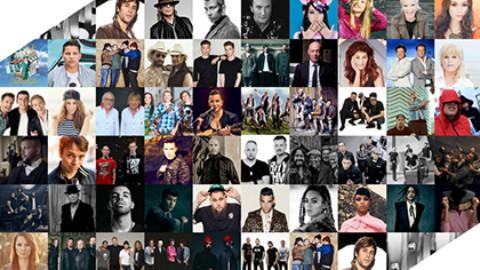 """ECHO 2017: die Nominierten in der Kategorie """"Rock National"""""""
