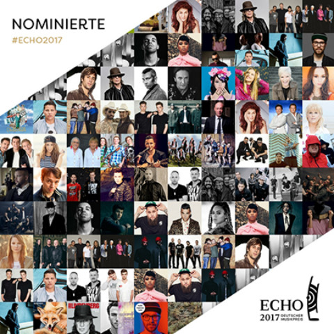 "ECHO 2017: die Nominierten in der Kategorie ""Rock National"""