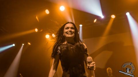 Fotos: Tarja – Kulturfabrik Esch sur Alzette – 15.03.2017