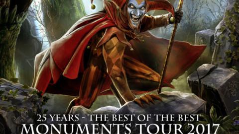 EDGUY – feiern 25-jähriges Jubiläum mit »Monuments« und einer Best-of-Tour