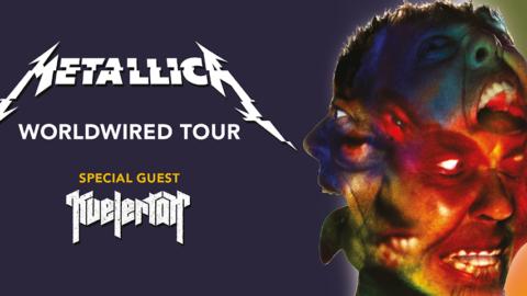 Metallica kündigen Europatournee an