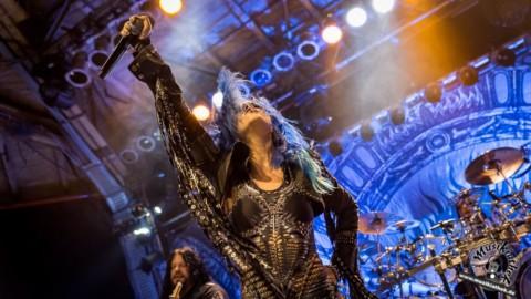 Fotos: Arch Enemy – Saarbrücken Garage – 06.04.2017