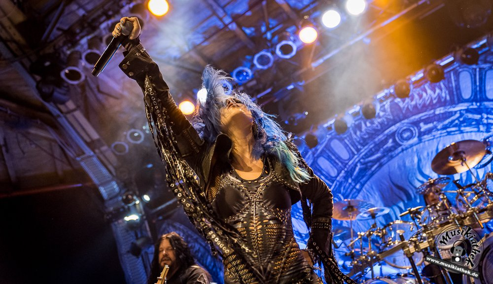 Arch Enemy, Garage, 06.04.17-21