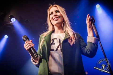 Live: Alexa Feser (Support: Louka) – Münster Jovel – 08.05.2017