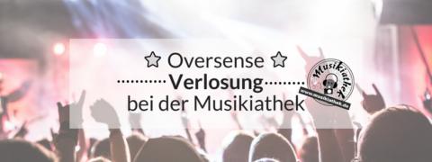 """Oversense: gewinnt das neue Album """"The Storyteller"""""""