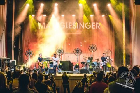 Live: Max Giesinger – 1LIVE Eine Nacht in Essen – 09.06.2017