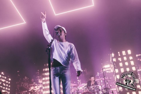 Live: The 1975 (Support: Pale Waves) – Köln Palladium – 21.06.2017