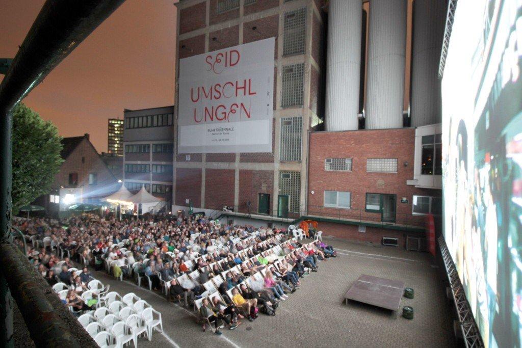 Fiege KinoOpenAir 2019 in Bochum u.a. mit Bohemian Rhapsody & Die Toten Hosen - weil Du nur einmal lebst