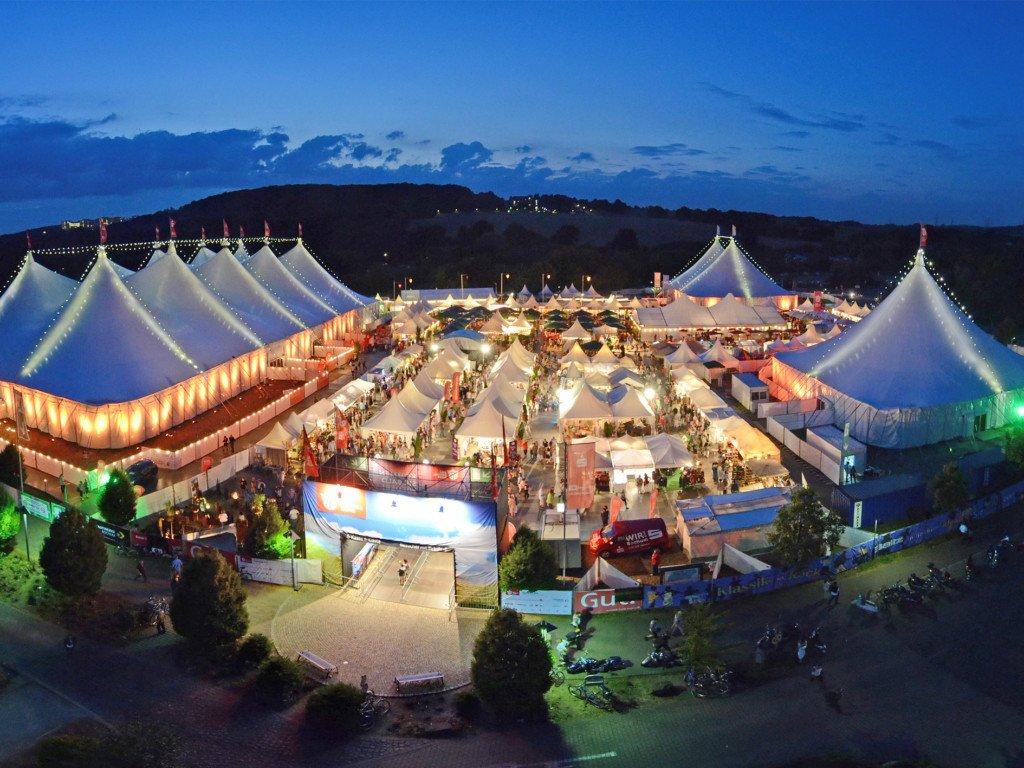 Zeltfestival Ruhr 2019 - Öffnungszeiten, Infos zum Programm, Eintritt, Tickets, Parken
