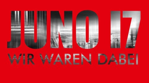 """JUNO17 veröffentlichen EP """"Wir waren dabei"""""""