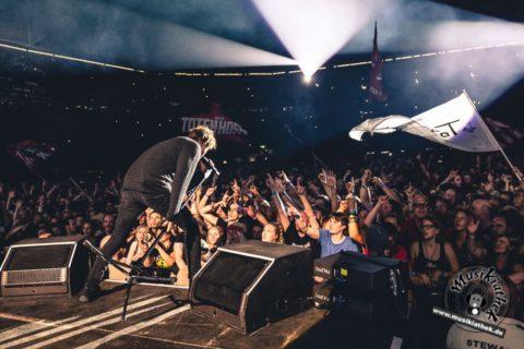 Die Toten Hosen: Konzertabsage Berlin – das Konzert heute Abend findet nicht statt