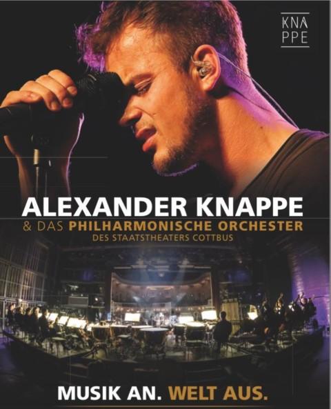"""Alexander Knappe auf """"Musik an. Welt aus!"""" Tour 2017"""