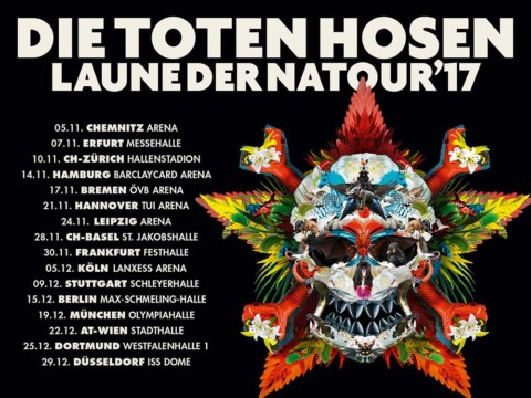 "Die Toten Hosen – ""Laune der Natour"" VVK heute 18 Uhr – Trailer"