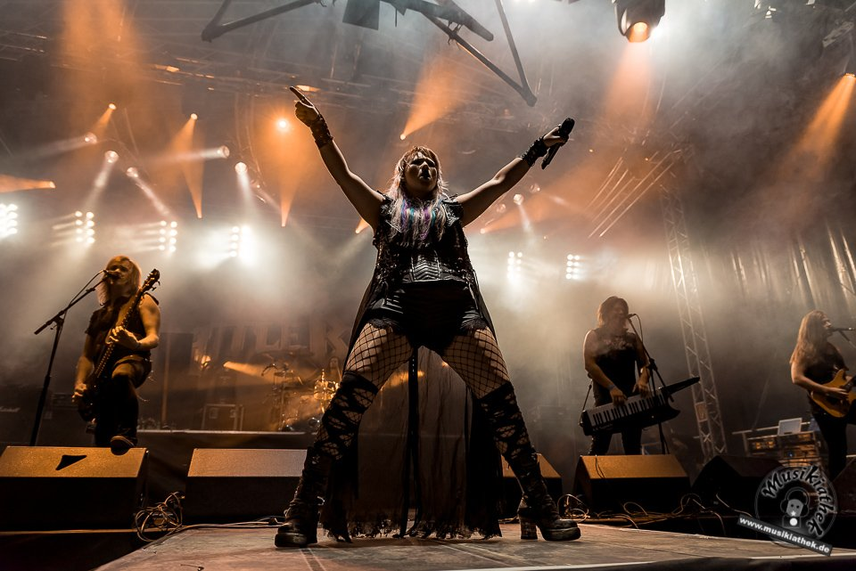 Battle Beast, Metallergrillen 2017-19