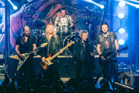 Live: Edguy (Support: The Unity) – Zeche Bochum – 17.09.2017