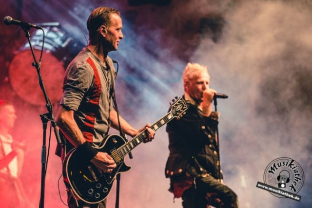 In Extremo - Metal Hammer Awards - 15.09.2017-34