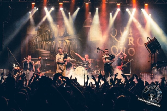 In Extremo - Metal Hammer Awards - 15.09.2017-47
