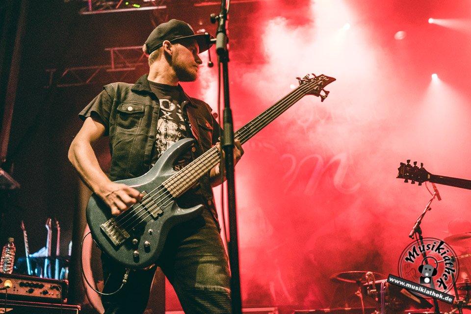 Oversense - Metal Hammer Awards - 15.09.2017-11