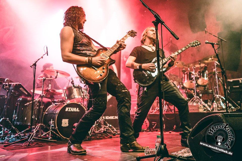 Oversense - Metal Hammer Awards - 15.09.2017-13