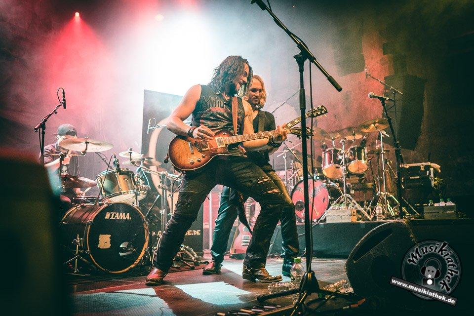 Oversense - Metal Hammer Awards - 15.09.2017-14
